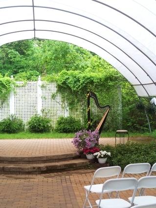 International friendship gardens weddings events michigan city harpist for Olive garden michigan city indiana
